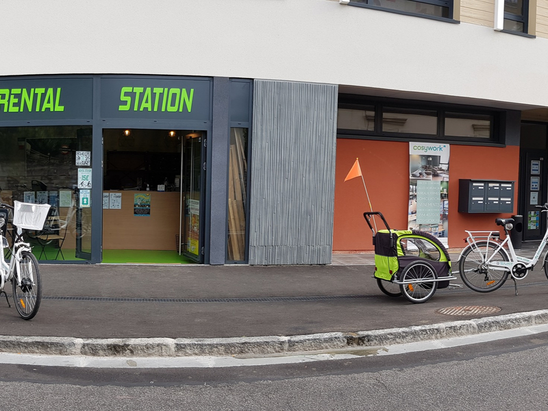 © rental station
