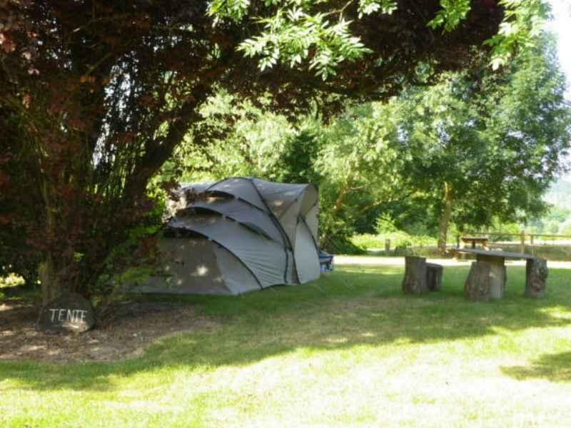 Camping Château de Bouafles