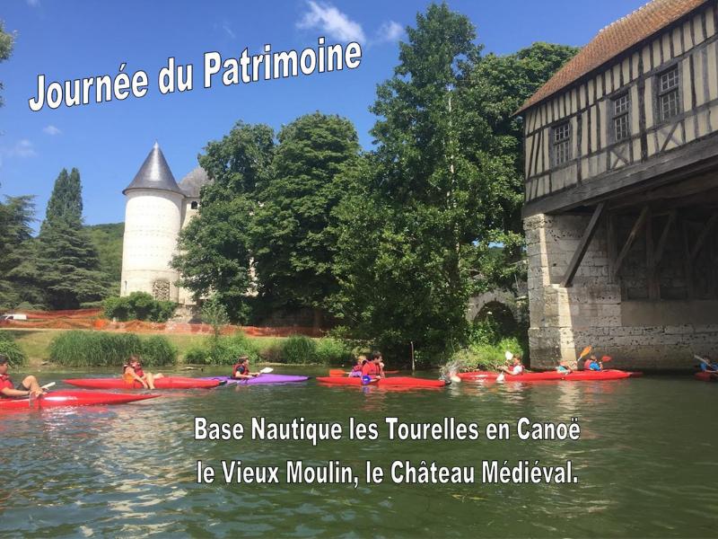 © Base natuique des Tourelles