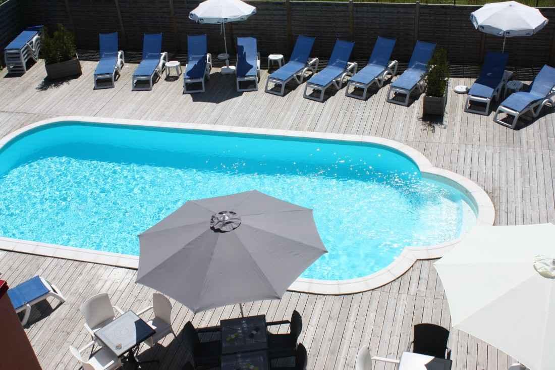Spa Inter Hôtel Beuzeville © Inter Hôtel Beuzeville