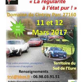 Rallye automobile Val d'Iton
