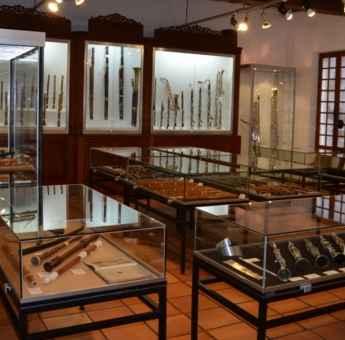 © musée instruments à vent